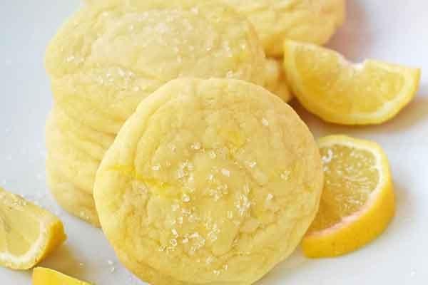کوکی لیمویی