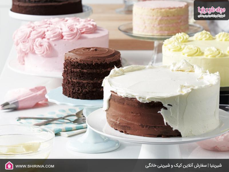 نکات پخت شیرینی خانگی