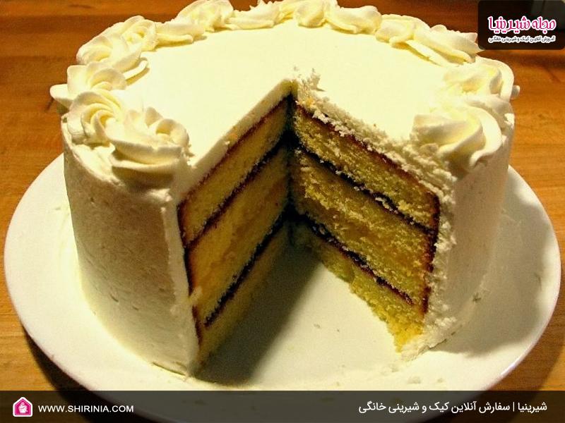 طرز تهیه چند کیک ساده بدون فر